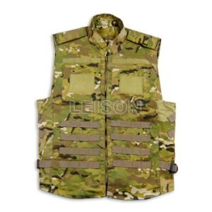 1000d Cordura or 900d Nylontactical Vest ISO Standard pictures & photos
