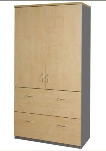 MFC Wooden Furniture Office Cupboard Cabinets (DA-116)