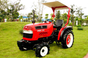 Jinma 4WD 20HP Wheel Farm Tractor (JINMA 204) pictures & photos