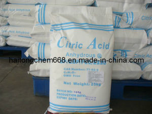 Citric Acid Anhydrous (BP2009 / USP32 / E330) pictures & photos