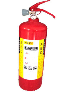 1.5kgdry Powder Fire Extinguisher