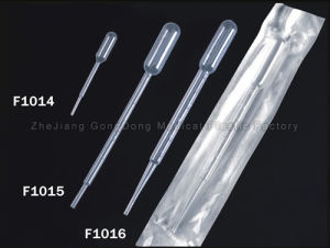 CE and FDA Certificated Transfer Pipette (25UL/ 35UL/ 1ml/ 3ml) pictures & photos