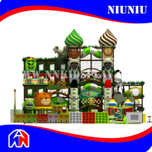 Niuniu Amusement Theme Indoor Soft Play Playground Equipment