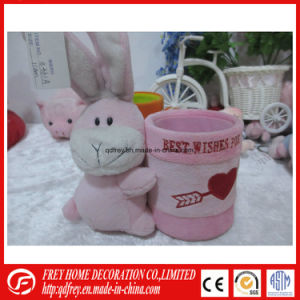 Plush Rabbit Toy with Pencile Holder pictures & photos