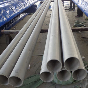 Big Size Seamless Stainless Steel Pipe pictures & photos