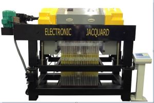 High Speed Electronic Jacquard Machine-6144 Hooks pictures & photos