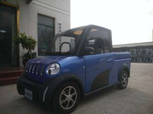 Export Price Electric Pickup Truck with Air conditioner