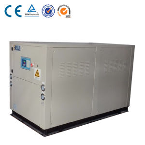 Double Compressor Scroll Type Water Chiller Portable pictures & photos