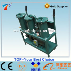 Mini Capicity Movable Type Waste Lubricating Oil Purification System pictures & photos