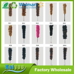 Multi Color Household Cleaning Tool Chicken Feather Duster pictures & photos