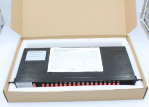 1X18 Fiber Optic Coarse Wavelength Division Multiplexing for Wdm System pictures & photos