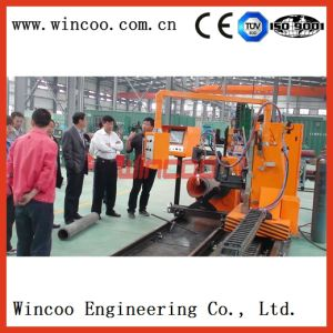High Speed Pipe Spool Flame and Plasma Cutting & Profiling Machine pictures & photos