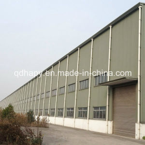 Low Cost and Fast Assembling Prefabricated Steel Structure Workshop and Warehouse pictures & photos