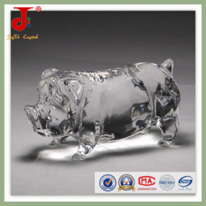 Crystal Pig for Table Decoration (JD-CA-101) pictures & photos