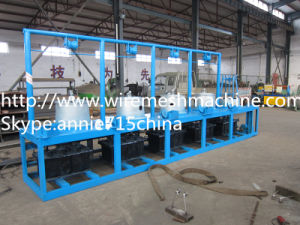 Wire Drawing Machine Pulley Type Multi