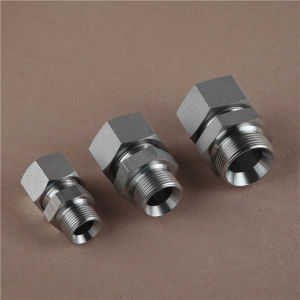 Bsp Thread 60 Cone Sealing or Bonded Seal Adapter pictures & photos