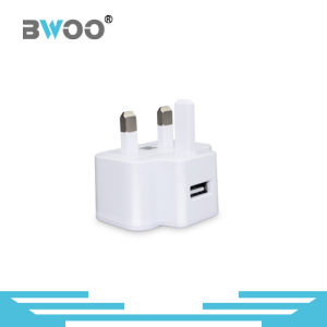 Single USB Wall Charger for Mobile Phone pictures & photos