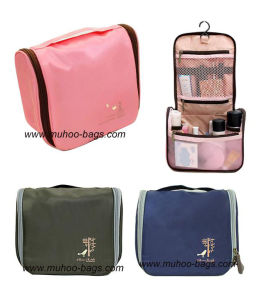 Wholesale Fashionable Cosmetic Bag for Travel pictures & photos