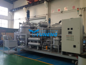Ynzsy Crude Oil Refinery Machine / Scrap Oil Distillation System / Engine Oil Recycling Plant for Sell pictures & photos