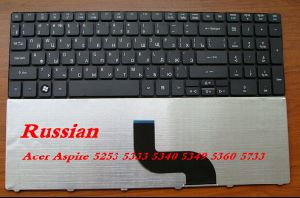 Laptop Notebook Keyboard for Acer Aspire 5253 5333 5340