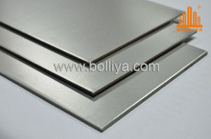 Steel Panel Wall Facade Cladding 304/316 Stainless Steel Panel pictures & photos