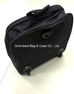 32inch Compactible Padded Carry for Weekend Shopping Gym Sport Wheeled Duffel Travel Bag (GB#100014) pictures & photos