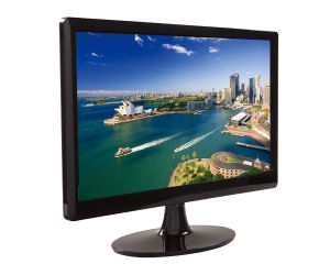19′′ LCD Monitor with HDMI, DVI, Audio, VGA Inputs pictures & photos