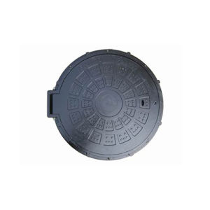 C250 SMC Composite Manhole Cover with Lock and Hinge