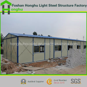 Cost Efficiency Customized Durable Prefab House pictures & photos