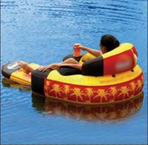 Commercial Inflatable Water Floating for Multipul Person (B065)