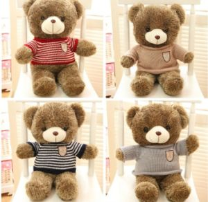Customized Bear Soft Toy Promotion Gift Distributor