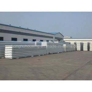 Cost Effective Prefabricated House Steel Frame Warehouse pictures & photos