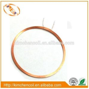 Professional Manufacture Copper Induction Coil for IC Card pictures & photos