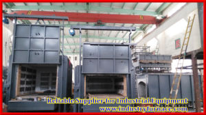 Car Bottom Tempering Furnace pictures & photos