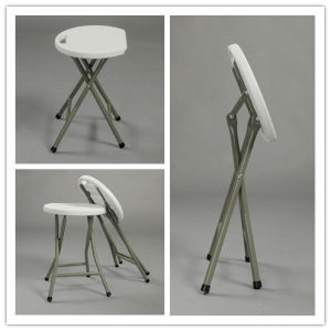 2016 New White Folding Stool pictures & photos