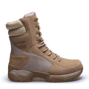 New Design Outdoor Desert Boots and Tactical Boots of Army (31007)