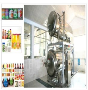 Recommended Food Sterilization Machine Ce Certification