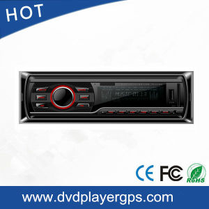One DIN Car MP3/USB/FM Player with Fixed Panel