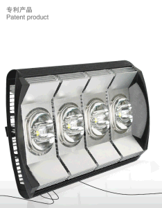 Chinese Factory 180~220W LED Multi-Function Tunnel Flood Light pictures & photos