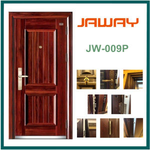 Strong Exterior Steel Door pictures & photos