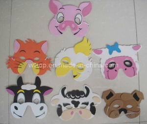 Funny EVA Foam Jungle Animal Masks (PM120) pictures & photos