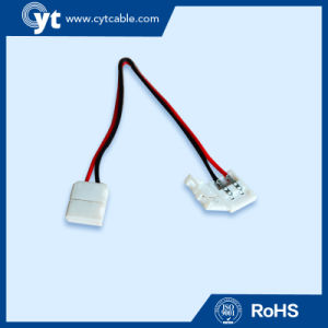 2pin LED Strip Extension DC Power Cable pictures & photos