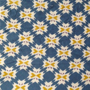 12m/M Silk Cdc Print in Diamond Patter