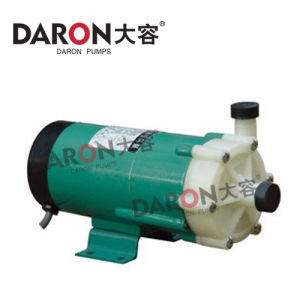 MP Type Plastic Direct Coupling Mini Magnetic Pump