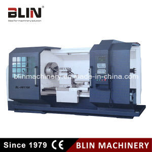 Flat Bed CNC Lathe (BL-H6163/6180/61100) (High quality) pictures & photos