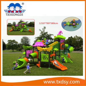 Amusement Park Outdoor Playground Equipment pictures & photos