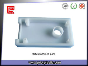 HDPE Parts, High Precision Machined Part by CNC Machine pictures & photos