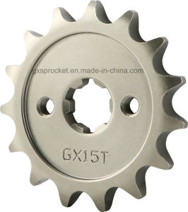 Front Sprocket Suzuki Motorcycle Hj110 Series pictures & photos