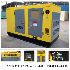 Chinese Engine Soundproof Diesel Generator 50kw pictures & photos