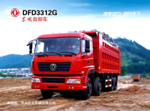 Dongfeng 8X4 30t Dump Truck/Tipper Truck pictures & photos